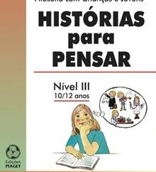 80a0d9ac1d4 HISTÓRIAS PARA PENSAR - Nível III
